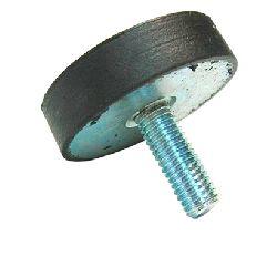 Резиновый упор загрузочной воронки D40x10-VUL 80