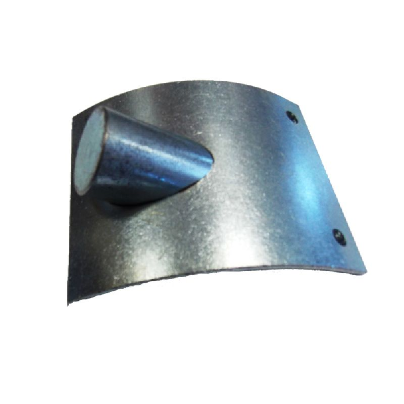 Защитный металлический щиток крышки смесителя