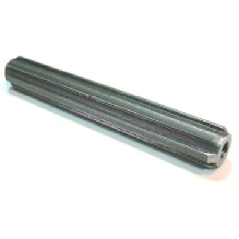 Зубчатый вал привод 6х11х14 мм длина 100 мм подвижной головки для ТИП II