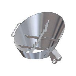 Приемная воронка 10/40, А1 на крышку смесителя IV