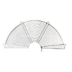 Зашитная решетка лопастей вентилятора охлаждения (2 части)
