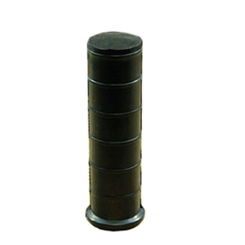 Черная резиновая насадка d28 мм для ручки смесителя тип II