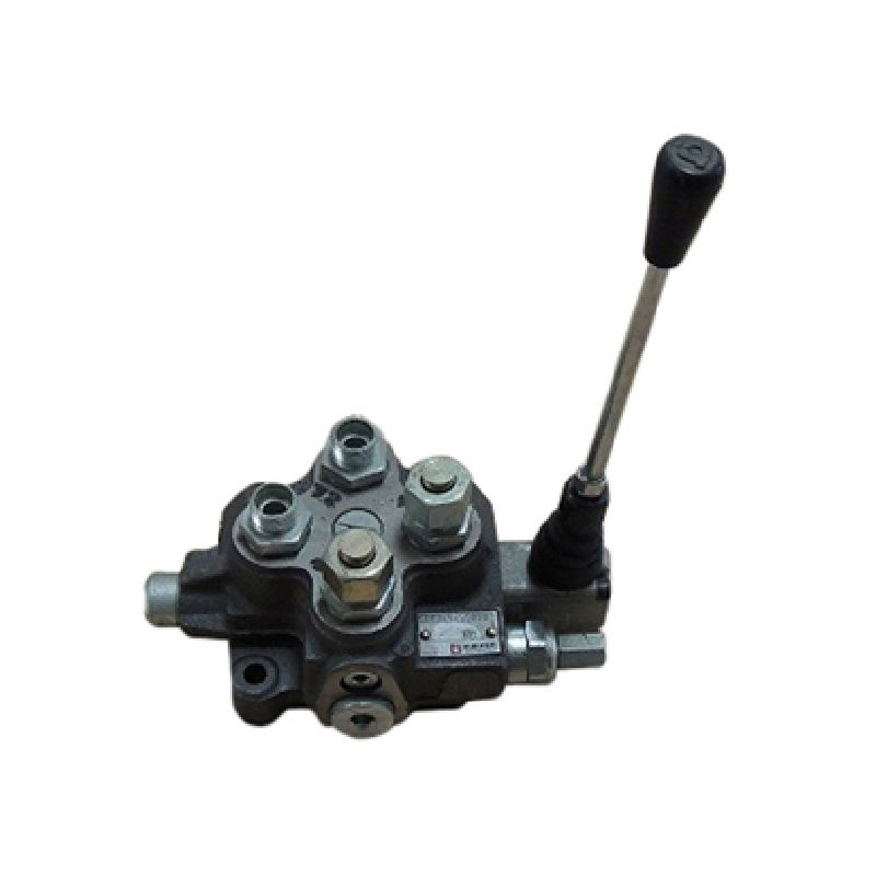 Ручной распределительный гидравлический клапан подъема скипа