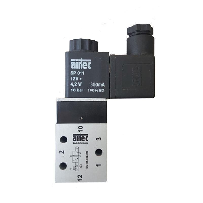 """Электромагнитный клапан компрессора 3/2 12В 1/8"""""""