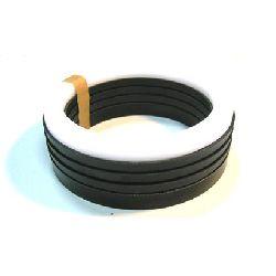 Наборные уплотнительные кольца (PTFE) фланца 70x90x30