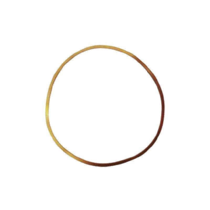 Медное уплотнительное кольцо 180x190x1,5