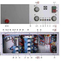 Контрольная лампа кнопки Typ ZBV-BJ1