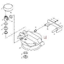 Крышка люка стальная ТИП II