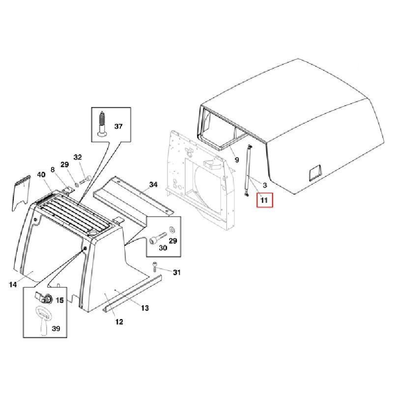 Лифтомат для PM740/760