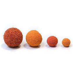Мяч NW65 для очистки шланга от раствора