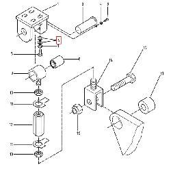 Шайба гроверная В13,0-A2F DIN 125