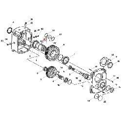 Шпонка редуктора А18x11x56 DIN 6885