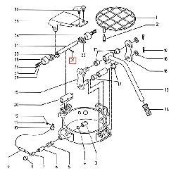 Штифт 40x10 A-St ISO 8752