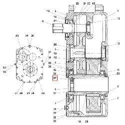 Штифт 8x16 DIN 1481
