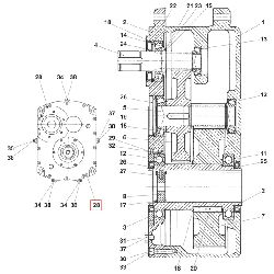 Штифт 8x50 DIN 1481