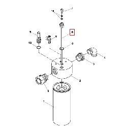 Трубка сепаратора