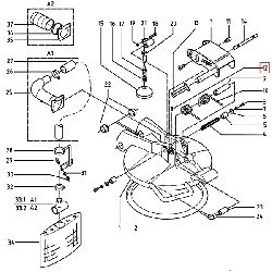 Установочный винт M4x10