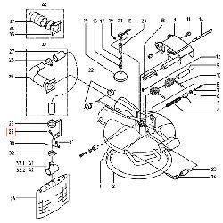 Винт с потайной головкой М10x50-10,9 DIN 7991