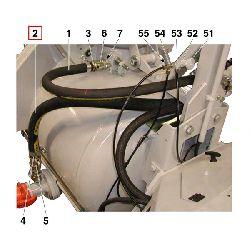 Воздушный шланг NW35x8
