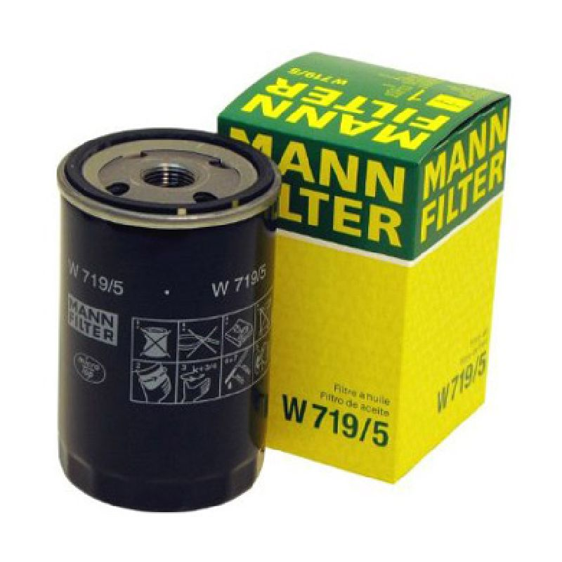 Масляный фильтр ДВС MANN W719/5