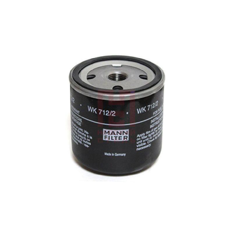 Топливный фильтр тонкой отчистки MANN WK712/2