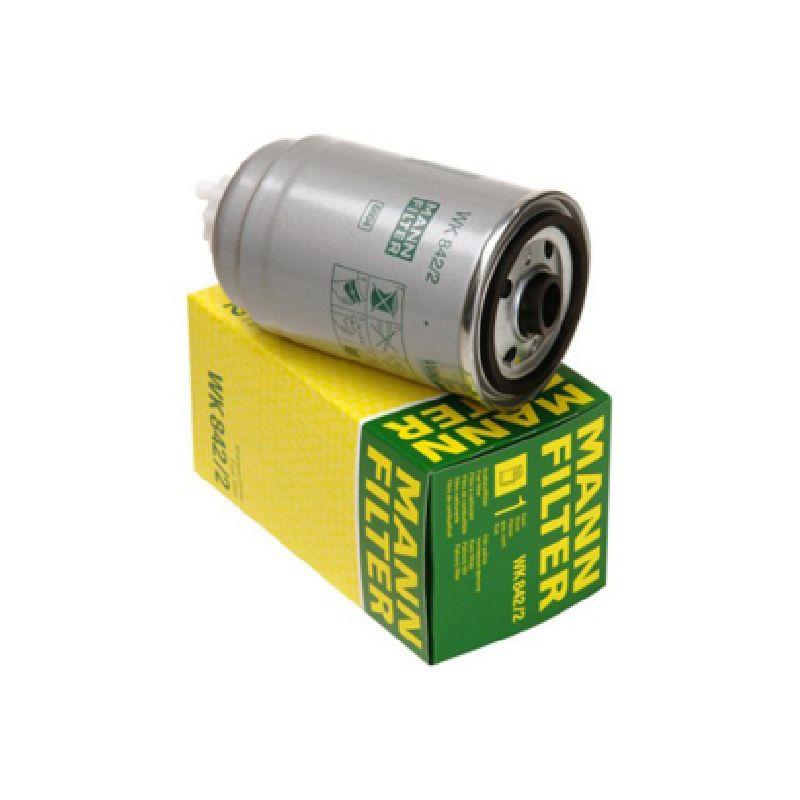 Топливный фильтр тонкой отчистки ДВС MANN WK842/2