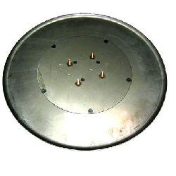 Стальной заглаживающий диск 600 мм